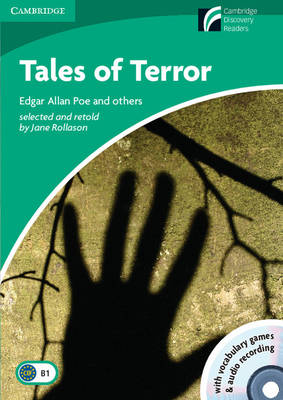 Tales of Terror Level 3 Lower-Intermediate with CD-ROM/Audio CD