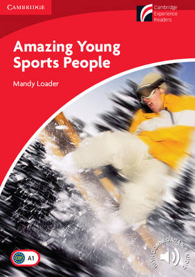 Amazing Young Sports People Level 1 Beginner/Elementary (Paperback)