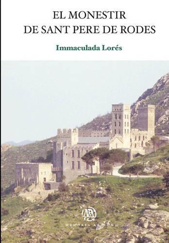 El Monestir de Sant Pere de Rodes (Paperback)