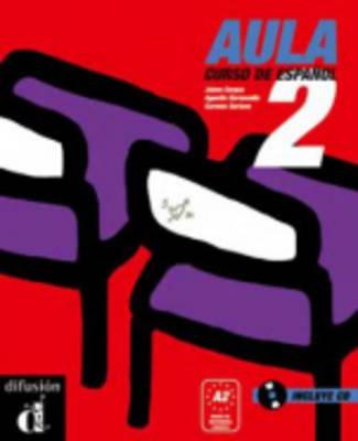 Aula (for the Spanish Market): Libro Del Alumno (A2) + CD 2
