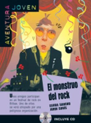 Aventura Joven: El Monstruo Del Rock + CD