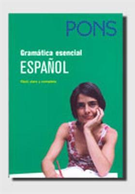 Pons espanol: Gramatica esencial (Paperback)