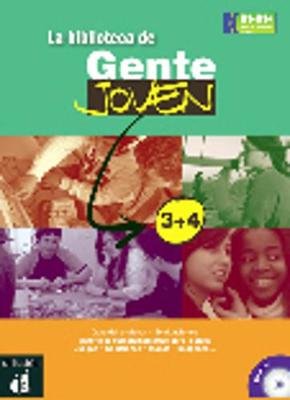 Gente Joven: La biblioteca de Gente Joven 3+4 - CD-ROM (For the teacher) (CD-ROM)