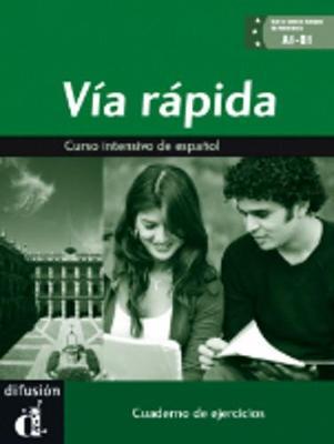 Via Rapida: Cuaderno De Actividades + CD (Paperback)