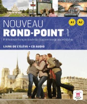 Nouveau Rond-Point: Livre De L'Eleve + CD-Audio 1 (A1-A2)