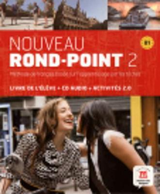 Nouveau Rond-Point: Livre de l'eleve + CD 2 (B1)