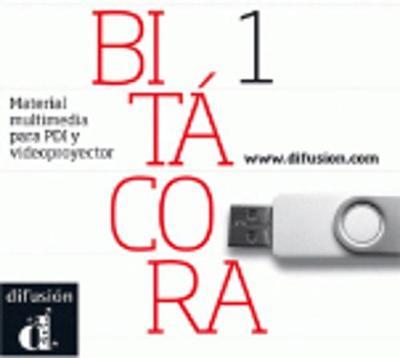 Bitacora: Llave USB 1 (A1) - sin libro digital