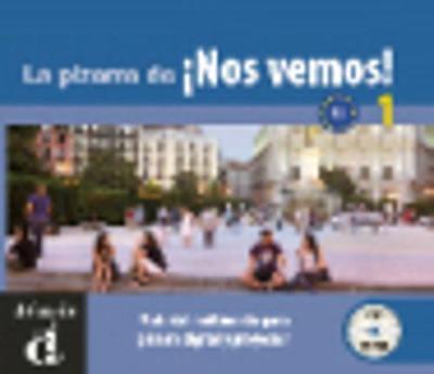 Nos vemos!: La pizarra de Nos Vemos! 1 (CD-ROM) (CD-ROM)