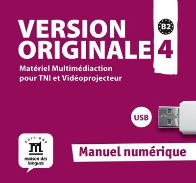Version Originale: USB Multimediaction 4