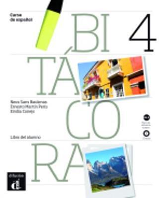 Bitacora: Libro Del Alumno + CD 4 (B1.2)