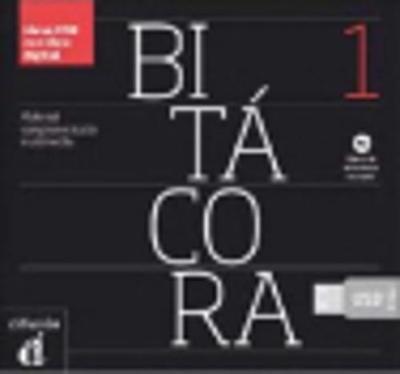 Bitacora: Llave USB 1 (A1) - con libro digital