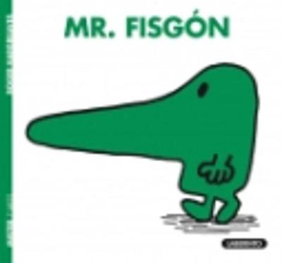Mr Men & Little Miss...: Mr. Fisgon (Paperback)