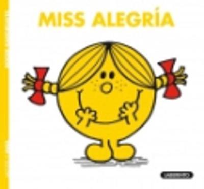 Mr Men & Little Miss...: Miss Alegria (Paperback)