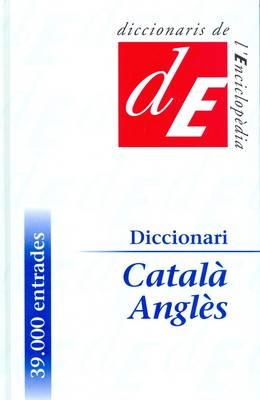 Catalan-English Dictionary: Diccionari Catalaa-Anglaes (Hardback)