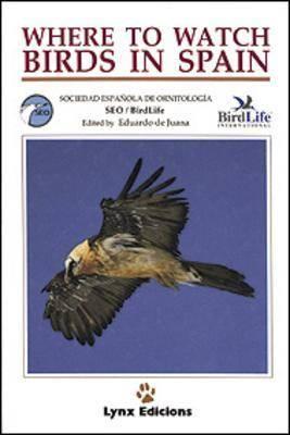 Where to Watch Birds in Spain (Hardback)