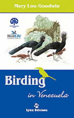 Birding in Venezuela (Paperback)