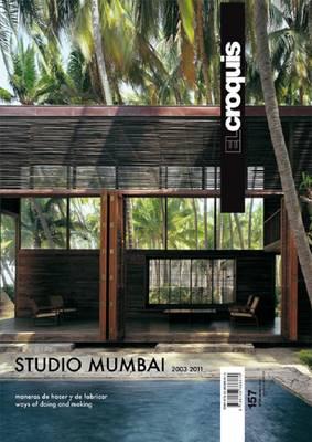 El Croquis 157 - Studio Mumbai (Paperback)