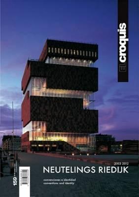 El Croquis 159 - Neutelings Riedijk 2003-2012 (Paperback)