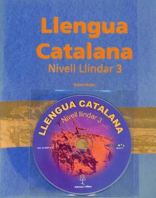 Llengua Catalana: Catala Per a Adults No Catalanparlants - Nivell Llindar 3 (Paperback)