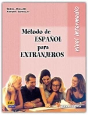 Metodo De Espanol Intermedio: Student Book (Paperback)