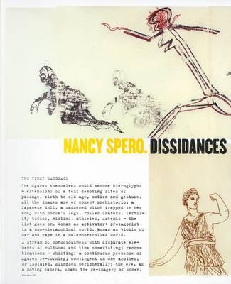 Nancy Spero: Dissidances (Paperback)