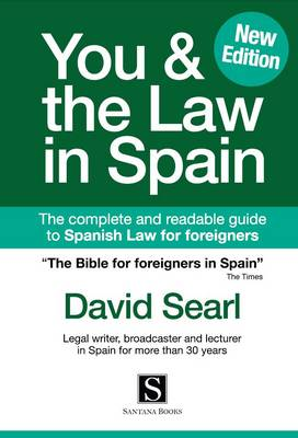 You & the Law in Spain (Paperback)