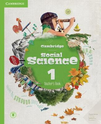 Cambridge Social Science Level 1 Teacher's Book with Downloadable Audio - Social Science Primary