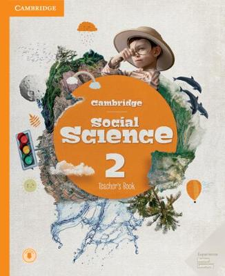 Cambridge Social Science Level 2 Teacher's Book with Downloadable Audio - Social Science Primary