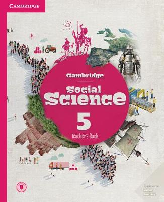 Social Science Primary: Cambridge Social Science Level 5 Teacher's Book with Downloadable Audio