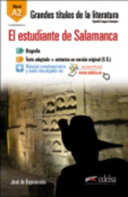 Grandes Titulos de la Literatura: El estudiante de Salamanca (A2)