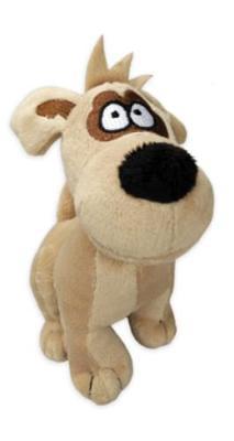 Colega: Mascota de peluche: Colega (15cm) - Cuddly toy to accompany the course