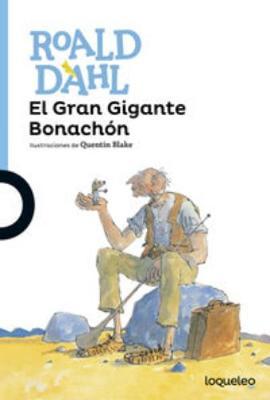 El gran gigante bonachon (Paperback)
