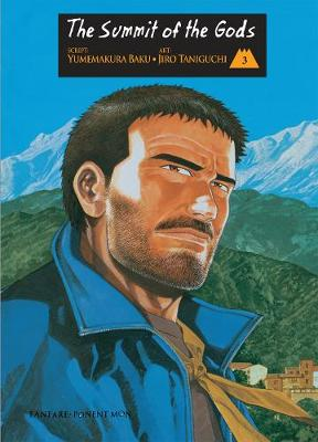 Summit Of The Gods Vol.3 (Paperback)