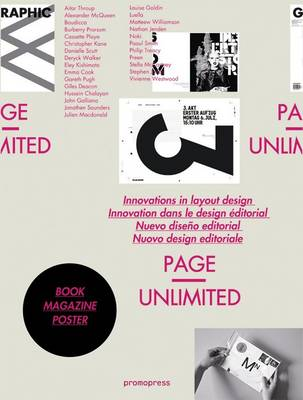 Page Unlimited: Innovations in Layout Design (Hardback)