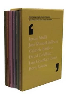 Conversations with Photographers - Basilico,Palma,Petersen,Goldblatt,Ballester,Aballi (Paperback)