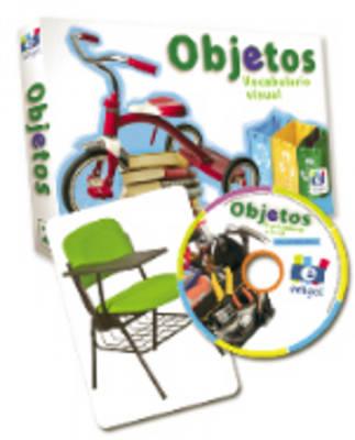 Fichas De Vocabulario Visual (Vocab Flashcards with Interactive CD): Objetos (40 Cards + CD)