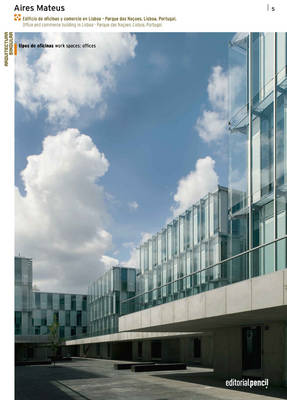 Work Spaces Offices: No. 5: Aires Mateus - Singular Architecture (Paperback)