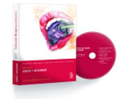 Relatos de amor y desamor - Libro + CD - coleccion BISAGRA