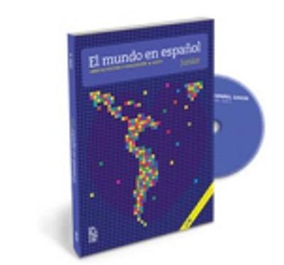 El Mundo en espanol Junior: Libro + CD (Nivel A)