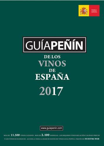 Guia Penin de los Vinos de Espana 2017 (Paperback)