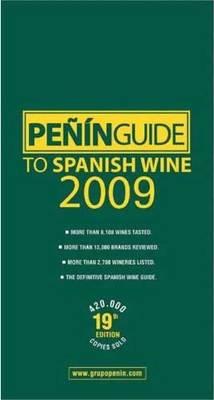 Penin Guide to Spanish Wine 2009 (Paperback)
