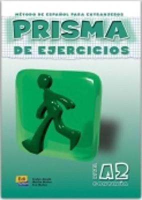 Prisma: Continua - cuaderno de ejercicios (A2) (Paperback)