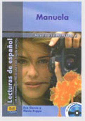 Lecturas de espanol - Edinumen: Manuela - Book + CD
