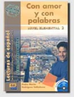 Con Amor y Con Palabras (Mexico) Book + CD