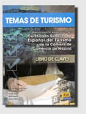 Temas de Turismo Answer Key (Paperback)