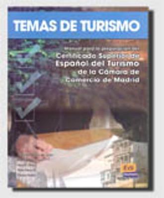 Temas de Turismo: Student Book (Paperback)