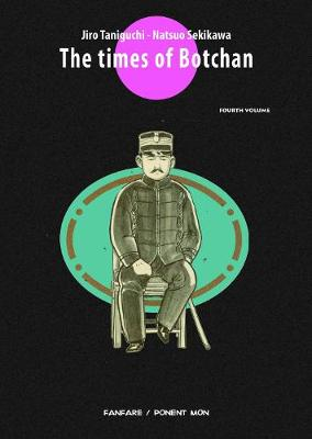 The Times Of Botchan Vol.4 (Paperback)