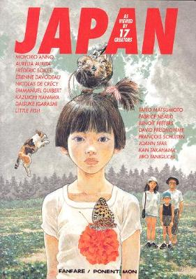 Japan: As Viewed by 17 Creators (Paperback)