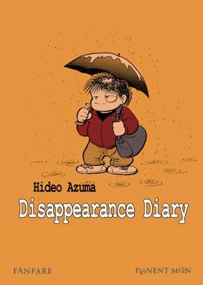 Disappearance Diary (Paperback)