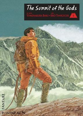 Summit Of The Gods Vol.1 (Paperback)